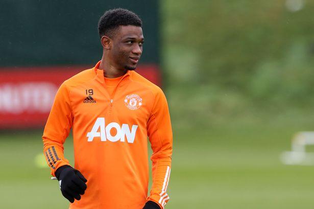 Manchester United : Solskjaer envoie Amad Traoré chez les U23 –  ami-sportif.com